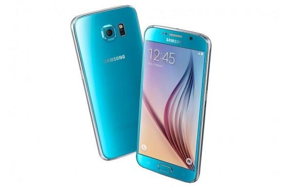 Samsung Galaxy S6_niebieski