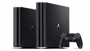PlayStation 4 Slim & PS4 Pro