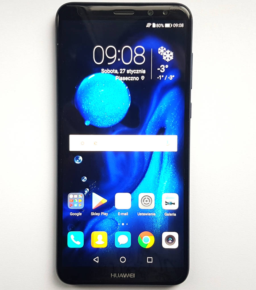 Huawei mate 10 lite test computer bild 1 5 2  Сlick