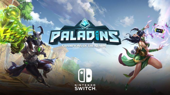 Paladins Nintendo Switch