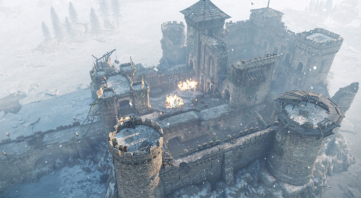 For Honor sezon 7 map