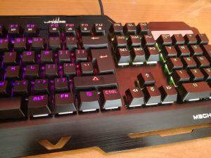 Hama uRage Mechanical test klawiatury mechanicznej dla graczy