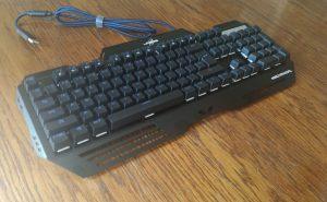 Hama uRage Mechanical test klawiatury mechanicznej