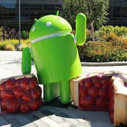 android pie sony