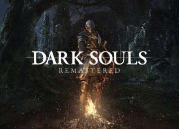 dark souls remasterd switch