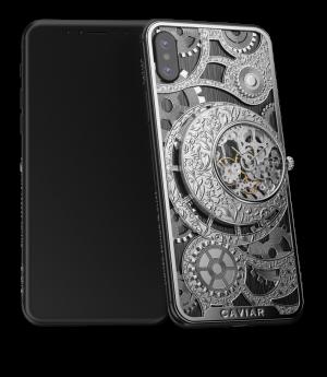 iPhone Xs Caviar