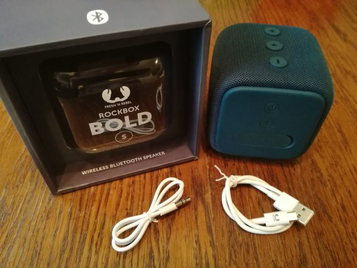 Fresh 'n Rebel Rockbox Bold S recenzja