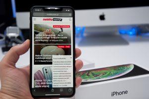 iphone xs max recenzja