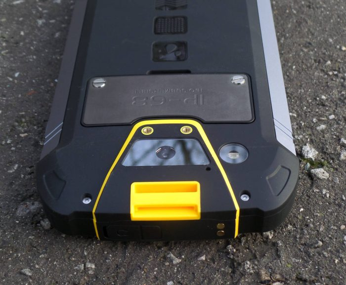 Rugged Phone M10