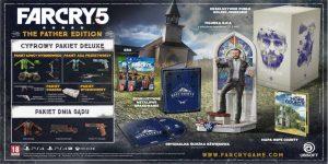 Far Cry 5 Edycja Kolekcjonerska