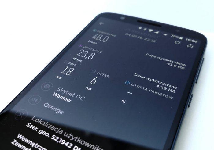 Motorola moto g6 - test i recenzja  Seria moto g urosła i