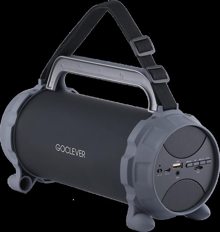 goclever sound tube rocket