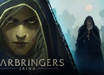 battle for azeroth warbringers jaina