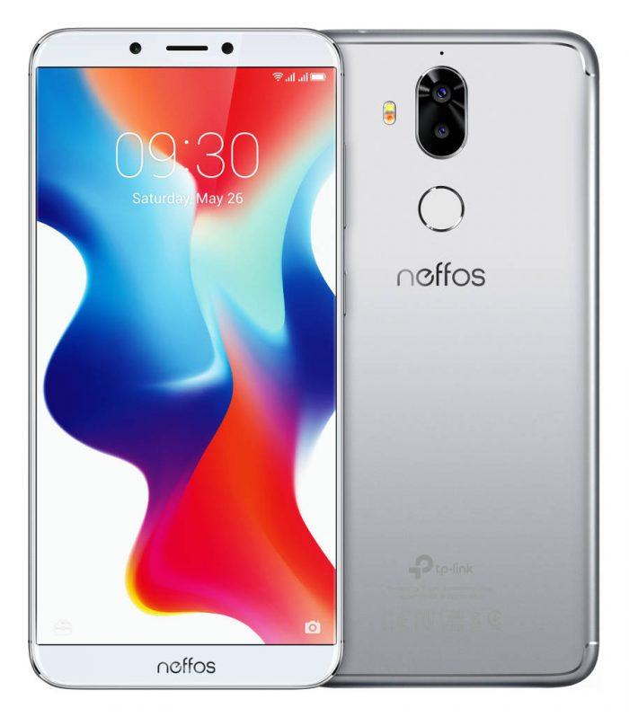 Najlepsze smartfony do 600 złotych w 2019 roku - TPlink Neffos X9