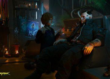 gameplay z cyberpunk 2077