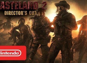 wasteland 2 nintendo switch
