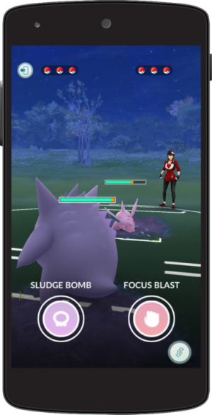 pokemon go pvp