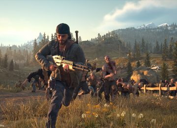 days gone sony