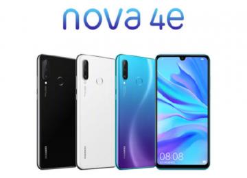 huawei nova 4e p30 lite