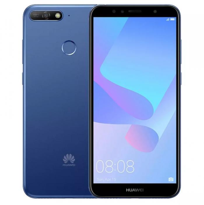 Najlepsze smartfony do 600 złotych w 2019 roku - Huawei Y6 Prime 2018