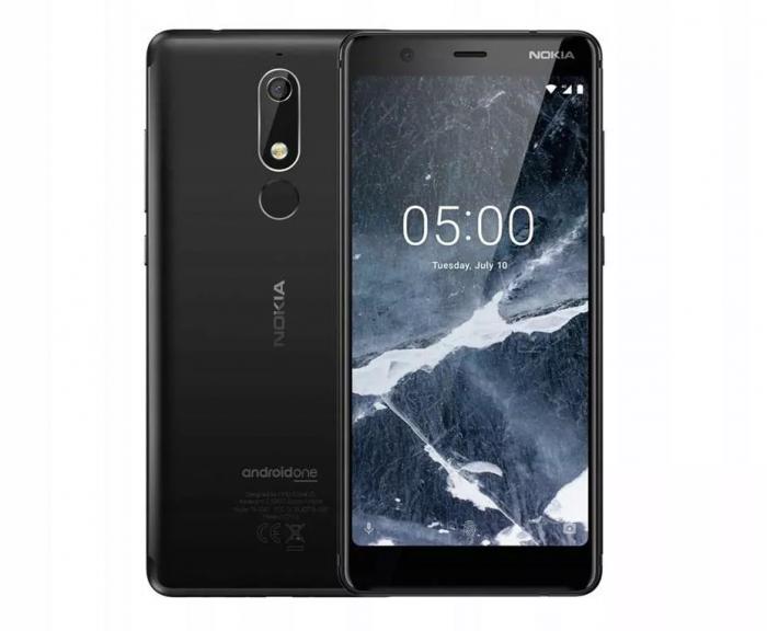 Najlepsze smartfony do 600 złotych w 2019 roku - Nokia 5.1