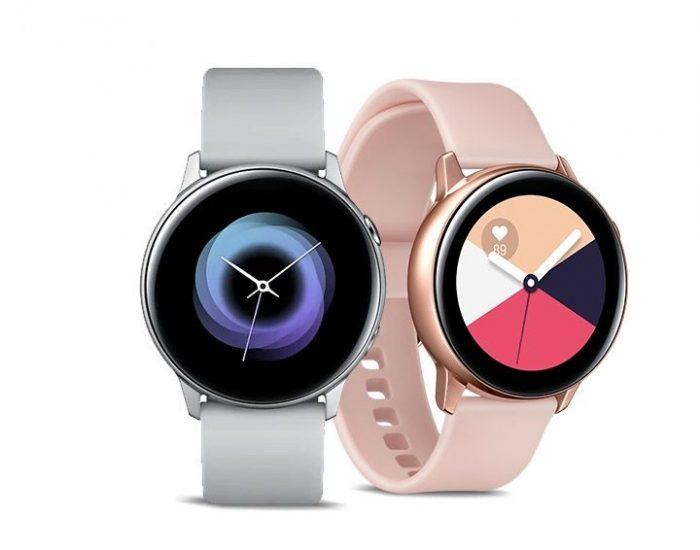 Samsung Galaxy Watch Active - Najlepsze pomysły na prezent komunijny w 2019