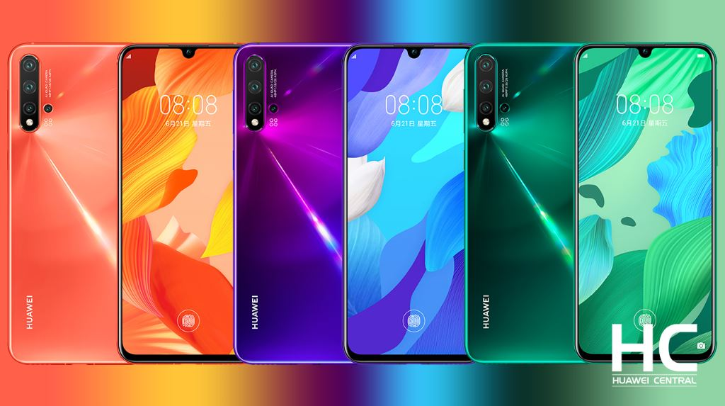 Całkiem Nowa Nova 5 Pro Od Huaweia Mobilitynews Pl